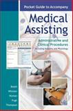 Pocket Guide to accompany Medical Assisting : Administrative and Clinical Procedures, Booth, Kathryn A. and Whicker, Leesa, 0073257761