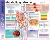 Metabolic Syndrome : Gray's Anatomy Poster Series, Waring, W. Stephen, 0443067767
