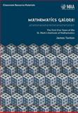 Mathematics Galore! : The First Five Years of the St. Mark's Institute of Mathematics, Tanton, James, 0883857766