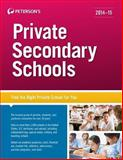 Private Secondary Schools 2014-15, Peterson's, 0768937760