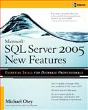 Microsoft(R) SQL Server 2005 New Features, Otey, Michael, 0072227761