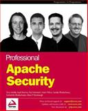 Professional Apache Security, Mobily, Tony and Weinstein, Paula, 1861007760