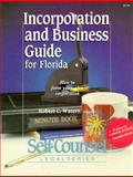 Incorporation and Business Guide for Florida, Robert C. Waters, 0889087768