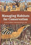 Managing Habitats for Conservation, , 0521447763