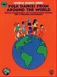 Folk Dances Around the World, Fredericka Moore, 0898987768