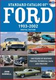 Standard Catalog of Ford 1903-2002 CD, John Gunnell, 144023776X