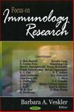 Focus on Immunology Research, Veskler, Barbara A., 1594547769