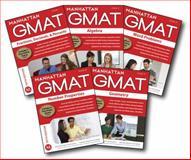 Manhattan GMAT Quantitative Strategy Guide Set, 5th Edition, Manhattan GMAT Staff, 1935707760