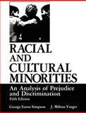 Racial and Cultural Minorities 9780306417771