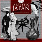 Artistic Japan, Carol Belanger Grafton and Dover Staff, 0486467775