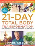 The Primal Blueprint 21-Day Total Body Transformation, Mark Sisson, 0982207778