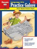 Practice Galore, The Mailbox Books Staff, 1562347772