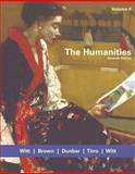 The Humanities, Witt, Mary Ann Frese and Brown, Charlotte, 061841777X