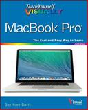 Teach Yourself VISUALLY MacBook Pro, Guy Hart-Davis, 1118677773