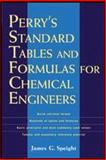 Perry's Standard Tables and Formulae for Chemical Engineers 9780071387774