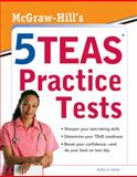 5 TEAS Practice Tests, Zahler, Kathy, 0071767770