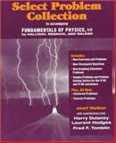Fundamentals of Physics : Select Problem Collection, Halliday, M. A. K., 0471197777