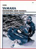 Yamaha Snowmobile - 1997-2002 (Three-Cylinder Models), Clymer Publications Staff and Penton Staff, 0892877774