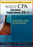 Wiley CPA Examination Review Practice Software-Audit 12. 0, Delaney, Patrick R., 0471797774