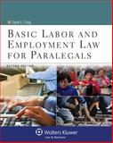Basic Labor and Employment Law for Paralegals, Craig, Clyde E., 0735507775