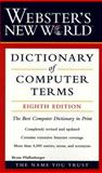 Webster's New World Dictionary of Computer Terms, Pfaffenberger, Bryan, 0028637771