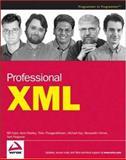 Professional XML, Bill Evjen and Kent Sharkey, 0471777773