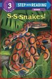 S-S-Snakes!, Lucille Recht Penner, 0679847774