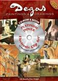 120 Degas Paintings and Drawings, Edgar Degas, 0486997782