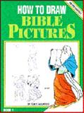 How to Draw Bible Pictures, Tony Tallarico, 0570047781
