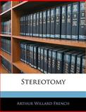 Stereotomy, Arthur Willard French, 1145907784