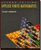 Applied Finite Math, Hoenig, Alan, 0395637783