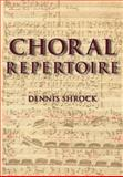 Choral Repertoire 1st Edition