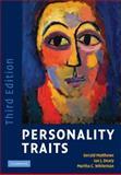 Personality Traits 9780521887786