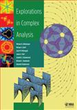 Explorations in Complex Analysis, Brilleslyper, Michael A. and Dorff, Michael J., 0883857782