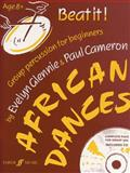 African Dances, Glennie and Cameron, 0571517781