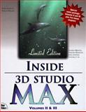 Inside 3D Studio Max Vol. 2 & 3, Miller, Phil, 1562057782