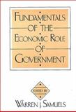 Fundamentals of the Economic Role of Government 9780313267789