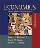 Economics : Private Markets and Public Choice plus MyEconLab plus eBook 2-semester Student Access Kit, Ekelund, Robert B. and Ressler, Rand W., 032145779X