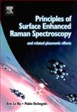 Principles of Surface-Enhanced Raman Spectroscopy : And Related Plasmonic Effects, Le Ru, Eric and Etchegoin, Pablo, 0444527796