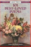 101 Best-Loved Poems, , 0486417794