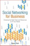 Social Networking for Business, Rawn Shah, 0132357798