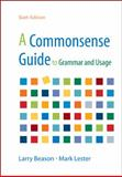 A Commonsense Guide to Grammar and Usage 6th Edition