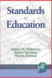 Standards in Education, McInerney, D. M. and Van Etten, Shawn, 1593117795