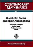 Quadratic Forms and Their Applications, Conference on Quadratic Forms and Their Applications Staff, 0821827790