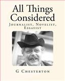 All Things Considered, G. K. Chesterton, 1492127795