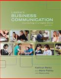 Business Communication : Connecting in a Digital World, Lesikar, Raymond V. and Flatley, Marie E., 0073377791