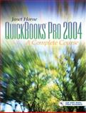Quickbooks Pro 2004 : Complete Course, HORNE, 013147779X