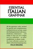 Essential Italian Grammar, Olga Ragusa, 048620779X