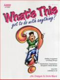 What's This Got to Do with Anything?, Craigen, Jim and Ward, Chris, 1879097796