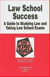 Law School Success, Burkhart, Ann and Stein, Robert, 031416779X